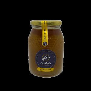 miel mil flores abella rondadora