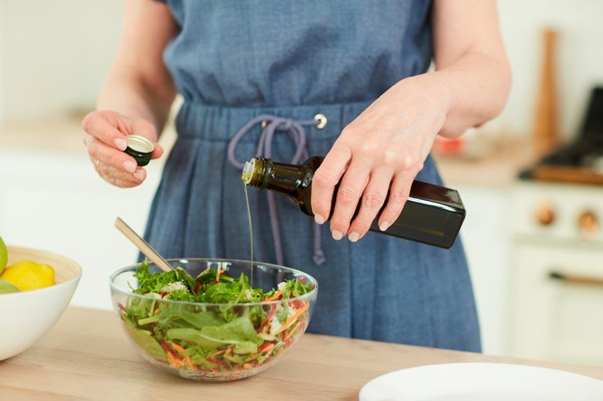 Beneficios del uso del aceite de oliva