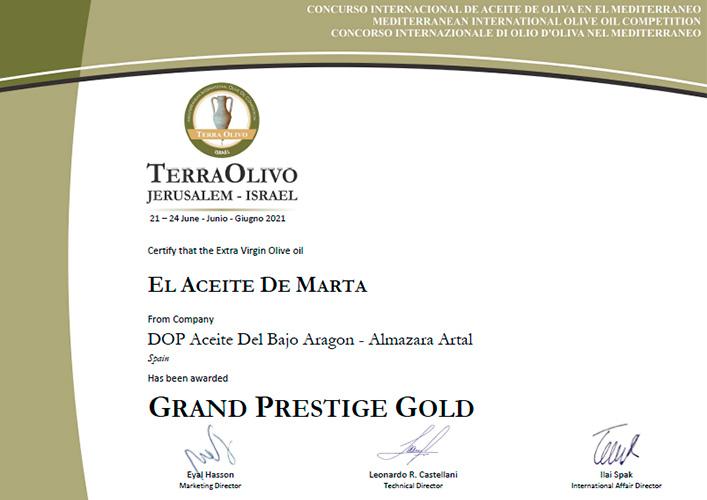 aceite de oliva mediterraneo